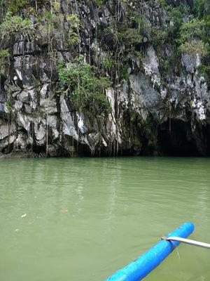 PP Underground river – New 7 Wonders of Nature : #PhilippinesDiary