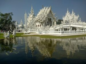 Photo Story : The White Temple, Thailand
