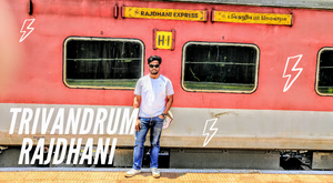 Rajdhani Express First Class AC Journey Experience