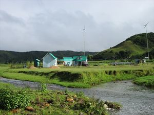Maple Pine Farm- An Idyllic Countryside Bed & Breakfast In Mawphlang Village