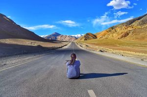 Roadtrip to La La Land- Ladakh