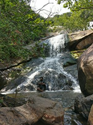 Jalagamparai-Waterfalls 1/1 by Tripoto