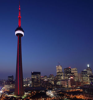 CN Tower - the shimmering gem in the crown of Canada