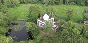 Ajan Pir Dargah a very spiritual place yet to be visited by many.