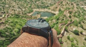 Rolling Hills and Ticking clock: A random budget plan to Jaipur