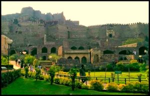 Golconda Fort 1/undefined by Tripoto