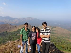 Tadiyandamol trek - Honey Valley Route