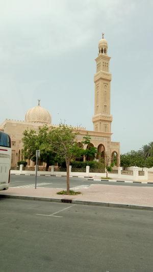 Mosque in Dubai.