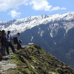 Dodi Tal and Darwa Pass – A 4 day Trek