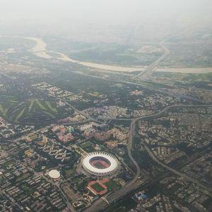 Jawaharlal Nehru Stadium #tripotocommunity