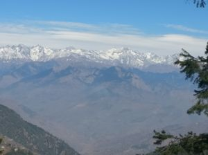 Trip Beyond Shimla - In search of Snow!!