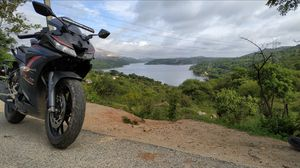 Ride To Manchanabele Dam,Bangalore