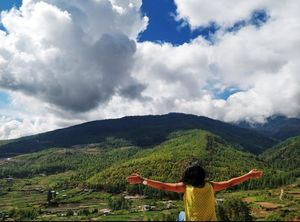 Found my Paradise !!! (5D in Bhutan)