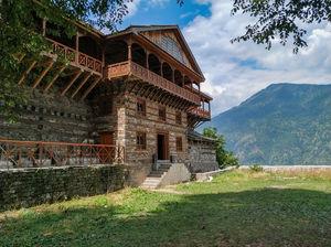 Trip to Naggar Castle, Kullu, Himanchal Pradesh