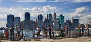Manhattan Skyline 1/undefined by Tripoto