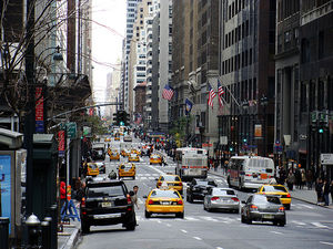 Madison Avenue 1/2 by Tripoto