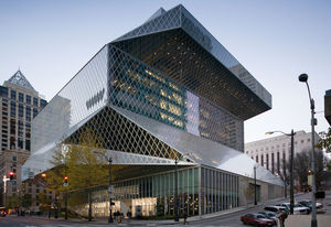 Seattle Public Library 1/undefined by Tripoto