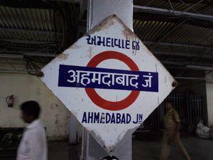 Ahmedabad Railway Station 1/2 by Tripoto