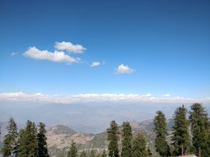 Mussoorie and Dhanaulti: Biking through the hills