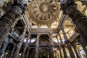 Ranakpur Temple in all its Glory
