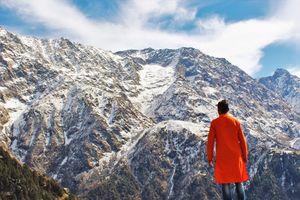 Triund Trek & Dharamshala-Manali visit