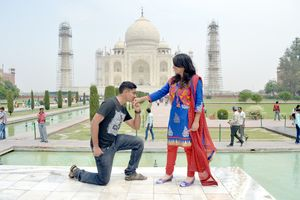 Why is Taj a Poet's Paradise:Where Romance Literally Dwells in the Air