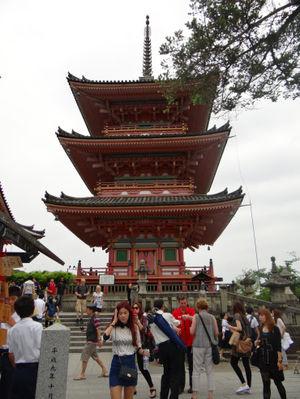 Kiyomizu-dera Temple 1/15 by Tripoto