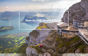 HOW TO VISIT MOUNT PILATUS