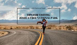 TIPS FOR VISITING JOSHUA TREE NATIONAL PARK