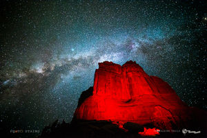 Night Photography : Arches National Park