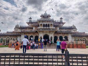 Jaipur Historical Museum-Albert Hall Museum