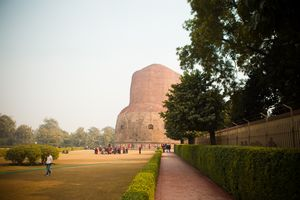 Sarnath- Place of Tranquility and Peace