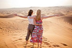 My desert safari Dubai tour story