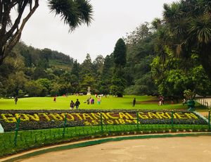 """Botanical Garden in Ooty maintained it charm since the day it was built"""""""