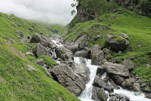 My First Himalayan Trek -- Hampta Pass Trek