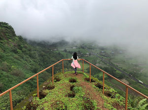 Monsoon Getaway From Mumbai _ 2. A Waterfall Paradise- Malshej Ghat
