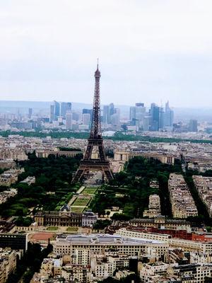 Mesmerising View Of Paris: Montparnasse View Point