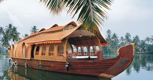 Life On A Houseboat, Kerala