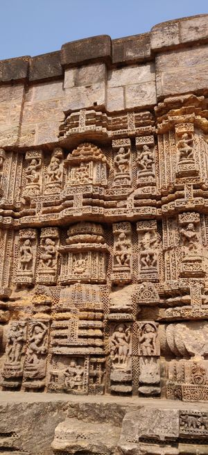 Oldish Odisha   Kalinga Architecture