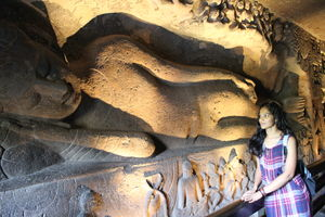 Ajanta-Ellora Trip: Man-made Caves near Mumbai
