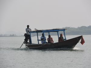 The Boats of Odisha