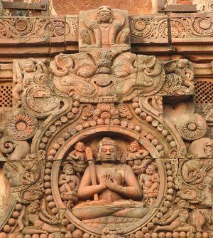 ODISHA-IV: Baitala Deula and the Legend of Lakulisha