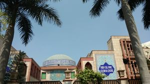 DELHI HEIGHTS: Places and Events: 1.India Islamic Cultural Center