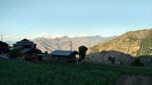 Gorchha II: The landscapes around Gorchha