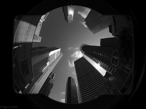 Raffles Place Singapore 1/5 by Tripoto