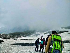 Bhrigu lake Trail