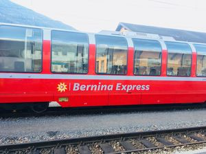 Want to Ride A UNESCO World Heritage Train in Switzerland?