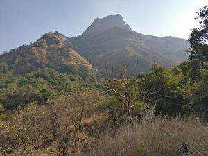 A Night Trek to Chanderi Pinnacle at Badlapur near Mumbai