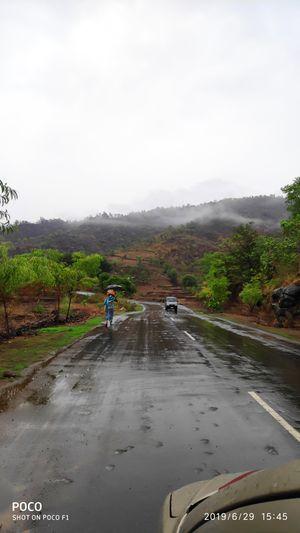 Hatgad in monsoon  मानसून में हतगड़ (सापुतारा)