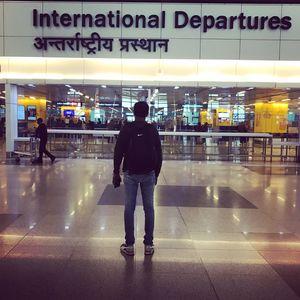 Impromptu visit to Kathmandu, Birthday trip !!